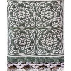 Merlino Taranta Paradiso Bed Cover - Green