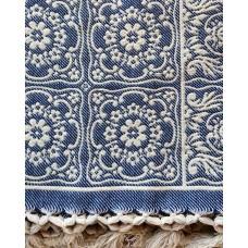 Merlino Taranta Paradiso Bed Cover - Blue