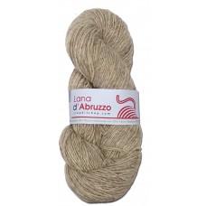 Lana d'Abruzzo 1 Ply  natural Gray color - Ghiaccio - L017