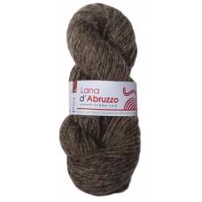 Lana d'Abruzzo 2 Plies natural Dove Gray color - Roccia - L017