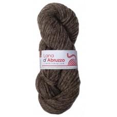 Lana d'Abruzzo 4 Plies natural Dove Gray color - Roccia - L017