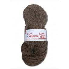 Lana d'Abruzzo 4 capi color grigio tortora naturale - Roccia - L018