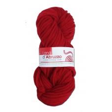 Lana d'Abruzzo 4 Plies Red Wood L018