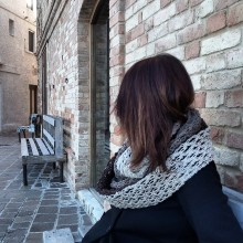 3 Witches - Infinity Scarf -