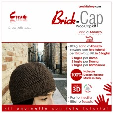 Brick Cap Kit
