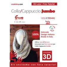 Jumbo Collar-Cowl Kit