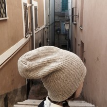 Cappello a Spicchi ecoTech - Ghiaccio